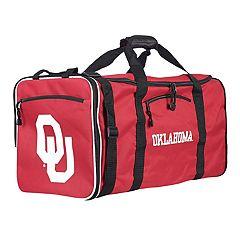 Oklahoma Sooners Steal Duffel Bag