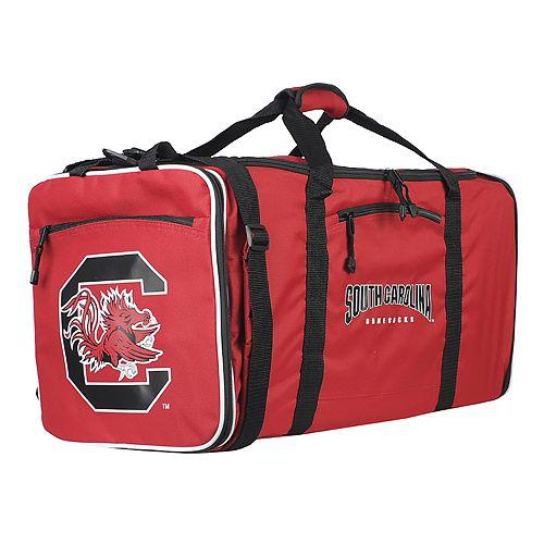 South Carolina Gamecocks Steal Duffel Bag