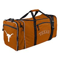 Texas Longhorns Steal Duffel Bag