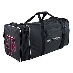 Texas A&M Aggies Steal Duffel Bag