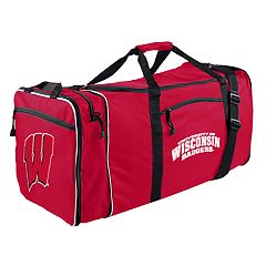 Wisconsin Badgers Steal Duffel Bag
