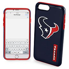 Forever Collectibles Houston Texans iPhone 6/6 Plus Dual Hybrid Cell Phone Case