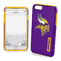 Forever Collectibles Minnesota Vikings iPhone 6/6 Plus Dual Hybrid Cell Phone Case