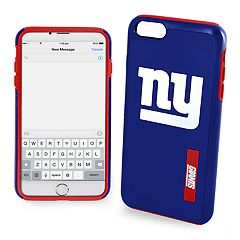 Forever Collectibles New York Giants iPhone 6/6 Plus Dual Hybrid Cell Phone Case
