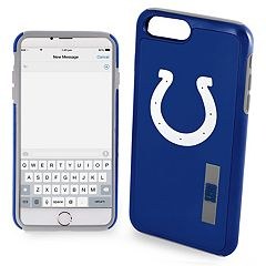 Forever Collectibles Indianapolis Colts iPhone 6 Plus Dual Hybrid Cell Phone Case