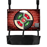 Franklin Sports Door Sports Electronic Darts Set