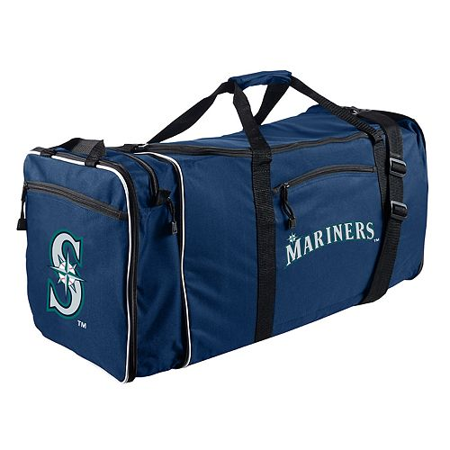 Seattle Mariners Steal Duffel Bag