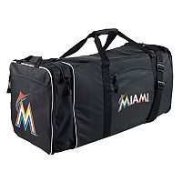 Miami Marlins Steal Duffel Bag