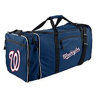 Washington Nationals Steal Duffel Bag