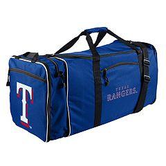 Texas Rangers Steal Duffel Bag