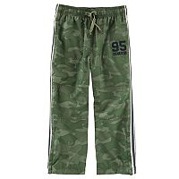 Boys 4-12 OshKosh B'gosh® Poplin Wind Pants