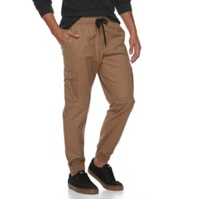 Men's Hollywood Jeans Banning Cargo Jogger Pants