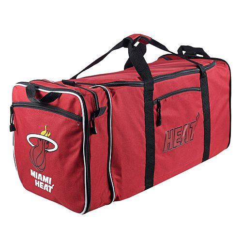 Miami Heat Steal Duffel Bag