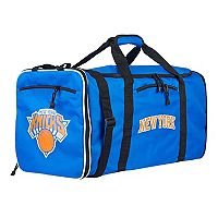 New York Knicks Steal Duffel Bag