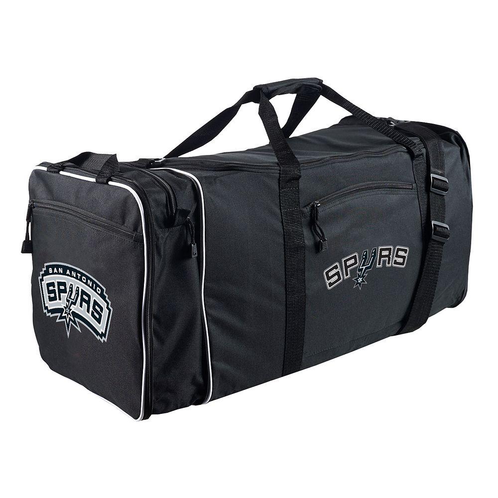 San Antonio Spurs Steal Duffel Bag