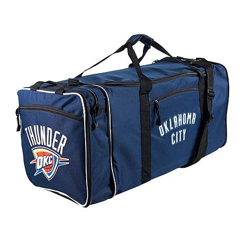 Oklahoma City Thunder Steal Duffel Bag