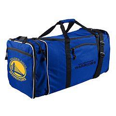 Golden State Warriors Steal Duffel Bag