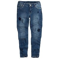 Girls 7-16 Levi's® 711 Star Patch Skinny Fit Jeans