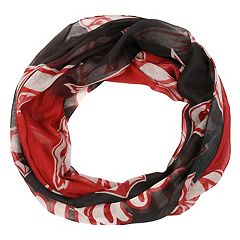 Women's Forever Collectibles Arizona Cardinals Gradient Infinity Scarf