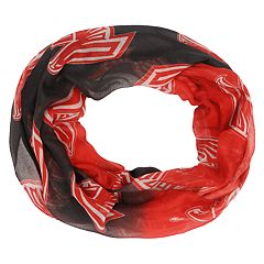 Women's Forever Collectibles Atlanta Falcons Gradient Infinity Scarf