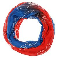 Women's Forever Collectibles Buffalo Bills Gradient Infinity Scarf