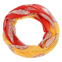 Women's Forever Collectibles Kansas City Chiefs Gradient Infinity Scarf