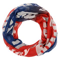 Women's Forever Collectibles New York Giants Gradient Infinity Scarf