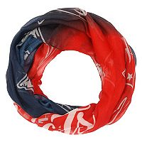 Women's Forever Collectibles New England Patriots Gradient Infinity Scarf
