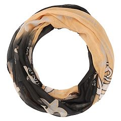 Women's Forever Collectibles New Orleans Saints Gradient Infinity Scarf