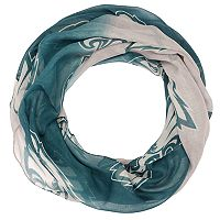 Women's Forever Collectibles Philadelphia Eagles Gradient Infinity Scarf
