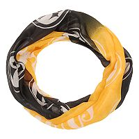 Women's Forever Collectibles Pittsburgh Steelers Gradient Infinity Scarf