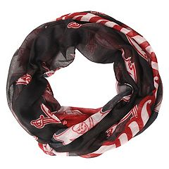 Women's Forever Collectibles Tampa Bay Buccaneers Gradient Infinity Scarf