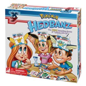 Pokemon Hedbanz Game by Cardinal Games