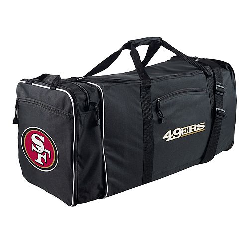 San Francisco 49ers Steal Duffel Bag