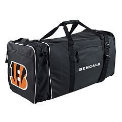 Cincinnati Bengals Steal Duffel Bag