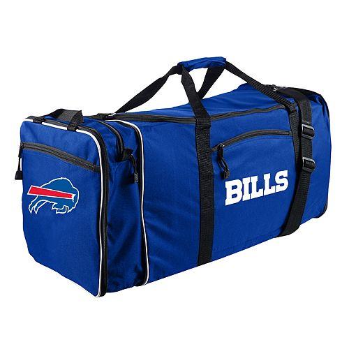 Buffalo Bills Steal Duffel Bag