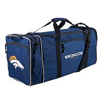 Denver Broncos Steal Duffel Bag