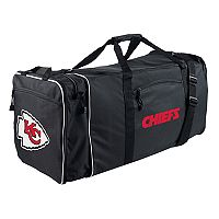 Kansas City Chiefs Steal Duffel Bag