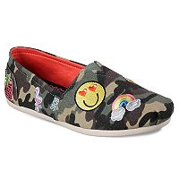 Skechers BOBS Plush Perfect Patches Women's Flats