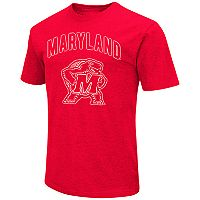 Men's Campus Heritage Maryland Terrapins Logo Tee