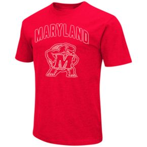 Men's Campus Heritage Maryland Terrapins Logo Tee