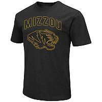 Men's Campus Heritage Missouri Tigers Logo Tee