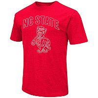 Men's Campus Heritage North Carolina State Wolfpack Logo Tee