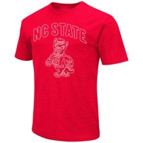 Men's Campus Heritage North Carolina State Wolfpack Logo Tee