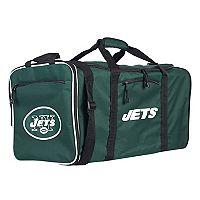 New York Jets Steal Duffel Bag