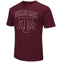 Men's Campus Heritage Texas A&M Aggies Logo Tee
