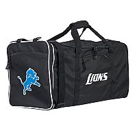 Detroit Lions Steal Duffel Bag
