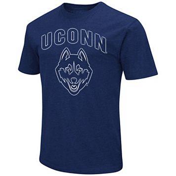 Men's Campus Heritage UConn Huskies Logo Tee