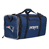 New England Patriots Steal Duffel Bag