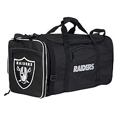 Oakland Raiders Steal Duffel Bag
